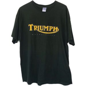 Triumph Motorcycles t shirt